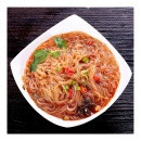 110g  spicy suan la fen  Hot and sour vermicelli  Instant self heating Noodles Chinese Sichuan food snack