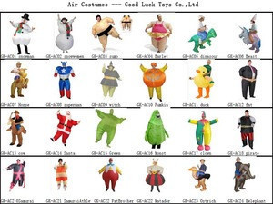Air cartoon, Halloween Costume, Cosplay Costume,
