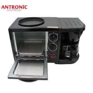 ATC-BM05 Antronic Spray Black Breakfast Maker