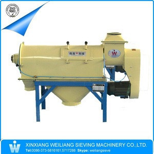 Baby formula centrifugal screener sieving sifter machine with nylon mesh
