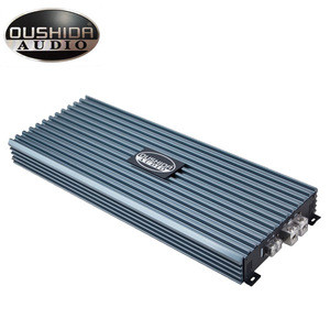 Best price customer design car amplifier class d mono	1ohm 12V high power car amplifier
