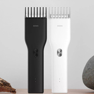 Best quality professional hair clippers cordless hair trimmer with electric black hair shaver