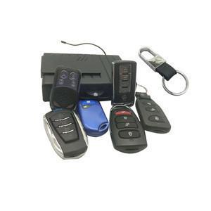 Bus door remote control