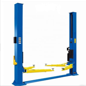CE Electric 2 Post 3.5 Ton Hydraulic Automatic Car Lift