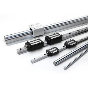 Cnc machine shaft carbon steel shaft linear shaft