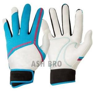 Customized Sublimate Baseball Batting Gloves in Baseball & Softball For Unisex