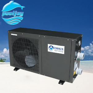 Emaux swimming pool heat pump for heating and cool water