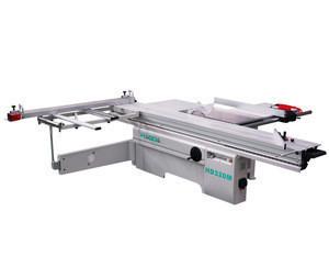 Heavy Duty Wood Cutting Sliding Table Saw Machine With Scoring Blade HD320M