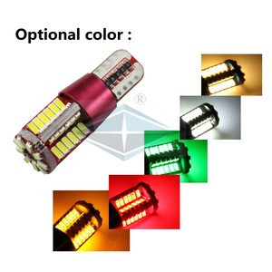 High power 3014 57smd led t10 canbus car interior light for auto lighting system