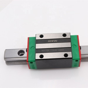 HIWIN China supplier 20mm size HGH20CA linear slide HGH20 linear guide rail for CNC machine