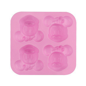 Hot sale for wholesale New Design Baking Tools Silicone Chocolate Rice Cake Mold