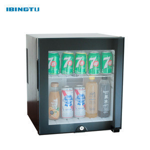 Hotel electronical semiconductor convenient mini fridge room refrigerator