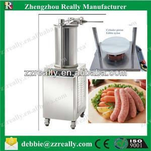 Industrial Electric Vertical Meat Venison Sausage Stuffer