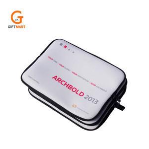 Latest Customized Neoprene Messenger Laptop Bag For Ipad
