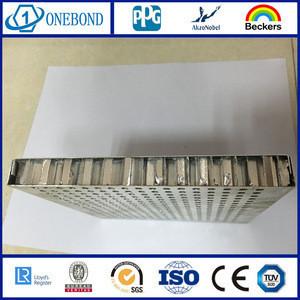 Lightweight Aluminum Honeycomb Panel for exterior wall decoration