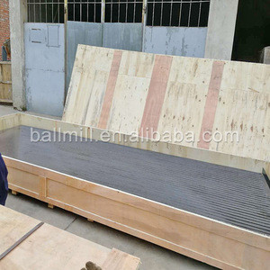Low investment mini gold tungsten ore shaking tables with low price
