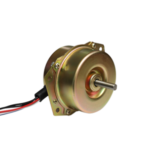 Low noise high efficiency elevator cross flow fan blower motor