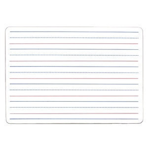 """Magnetic Dry Erase Writing Practice Whiteboard Drawing Sheets for kids Classrooms, Teachers, 12"""" x 9"""""""