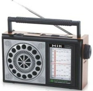Mk-34UR good quality 7 band multiband fm usb/sd radio