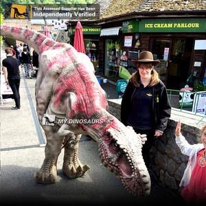 MY-Dino JU2-3 adult realistic dinosaur costume mascot