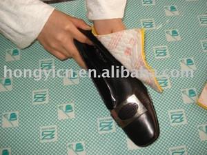 Nonwovens shoe wipe (HY-SW001)