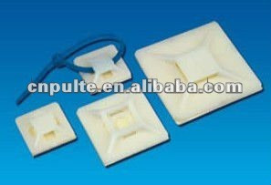 Nylon Cable Tie Mounting Base