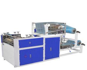 Pe sleeve cover making machine