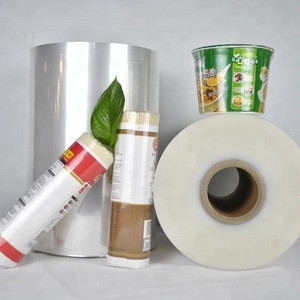 Quality Chinese pof shrink wrap film for instant noodles packaging