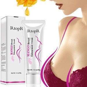 RtopR female beauty bust firming lifting fast growth big chest breast enlarge cream
