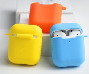 Silicone Accessories Protector Cover Pouch Anti Lost True Wireless Earphone