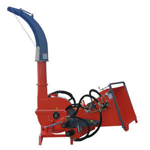Simple pto driven wood chipper shredder forestry farm machinery 3 point hitch wood chipper shredder ce