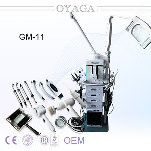 Skin care multi functional 19 in 1 ozone therapy facial beauty Equipment GM-11