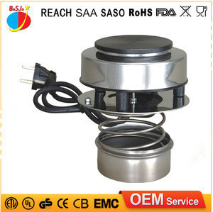 Stainless Steel Electric Heater For Hotel Restaurant