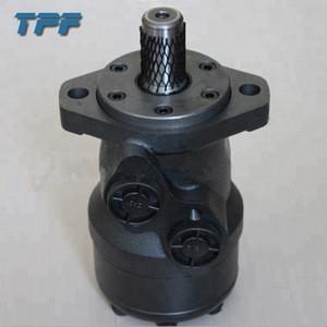 TPF brand BMR-200-2-A-D 25MM Cylinder Shaft, 8MM Key,OMR type using  hydraulic motors on fishing  processing vessels