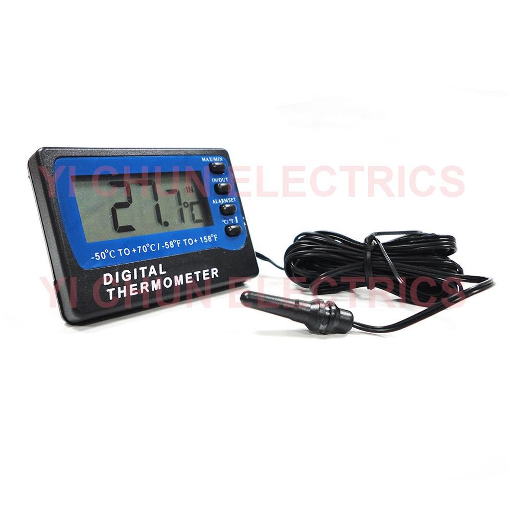 TT-803 Fridge Freezer Thermometer Temperature Meter