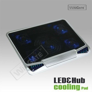 USB 3 FAN LIGHT NOTEBOOK LAPTOP COOL COOLER COOLING PAD