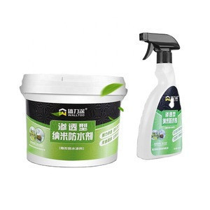 Water spray Nano - permeable waterproofing agent price is low