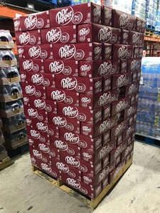 Wholesale Dr. Pepper soft drink 12oz Cans