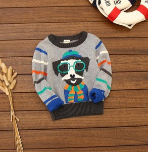 Z59471B Latest design baby kids children spring sweater knitted