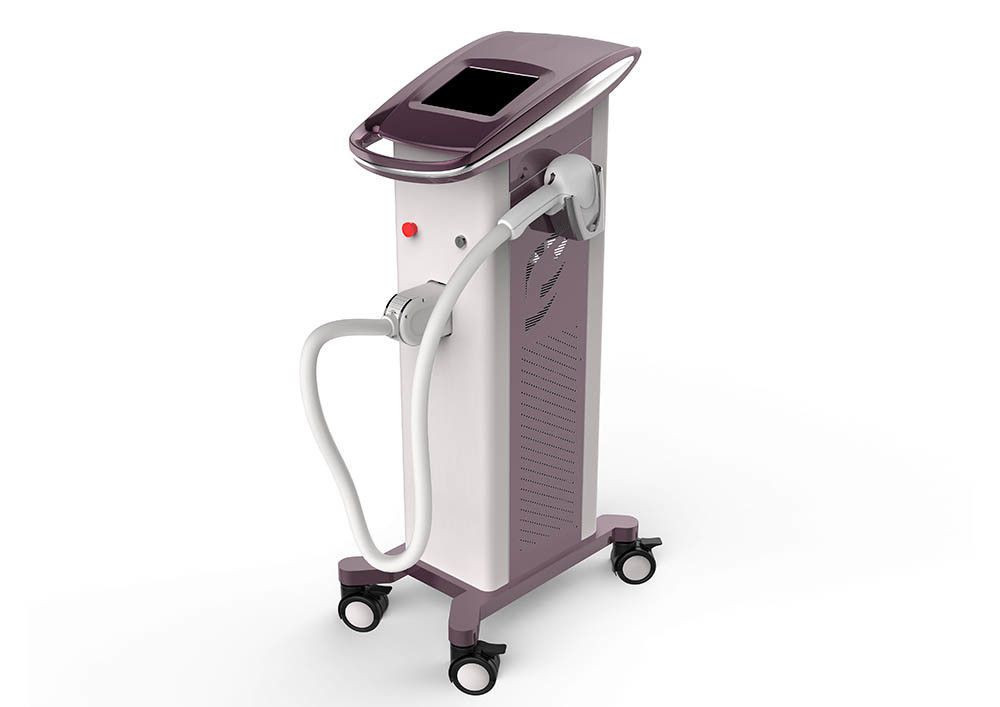 808nm Diode Laser Rejuvenation for Skin Hair Removal Beauty Equipment