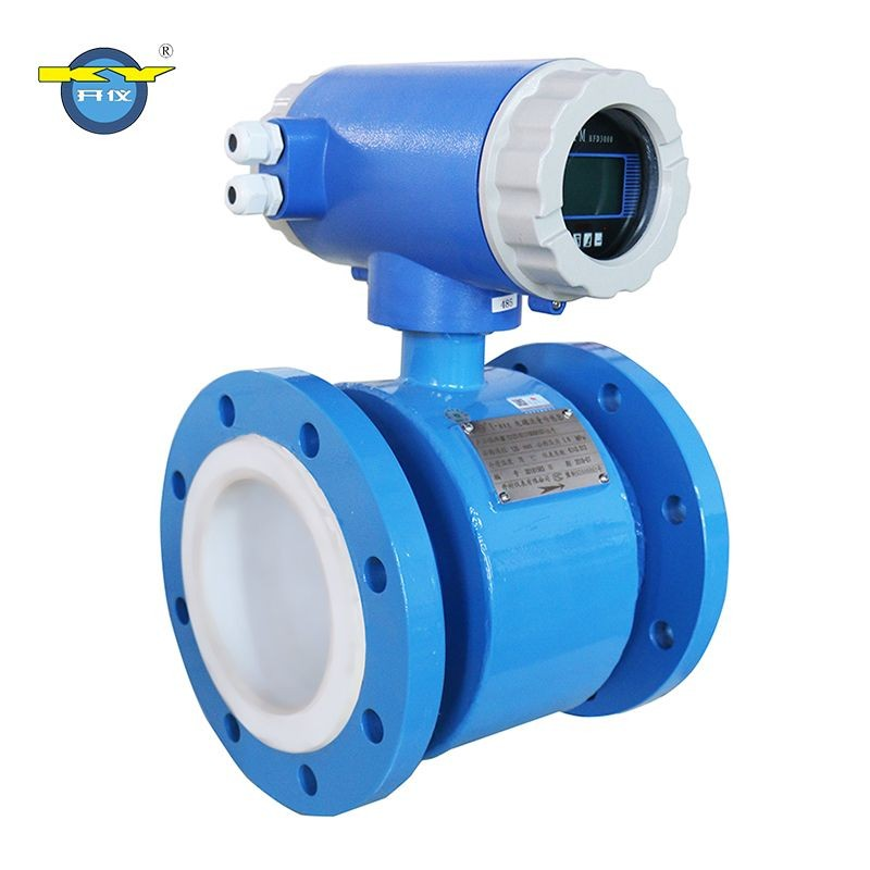 Kaifeng Instrument Manufacturer High Quality Intelligent Electromagnetic Water Flowmeter