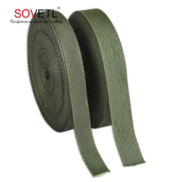Green Kevlar DRD & UTILITY Webbing Strap