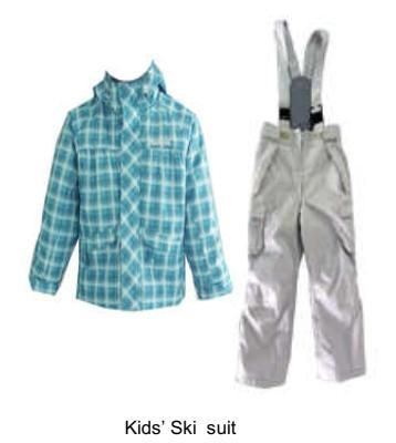 Junior Ski Jacket & pant