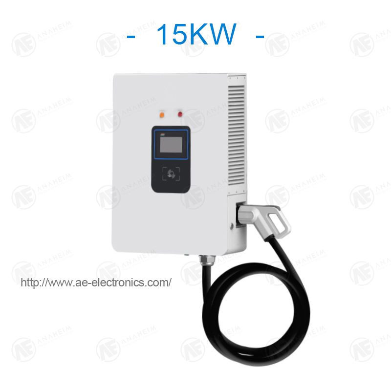 3-Phase DC 15KW Home EV Charger