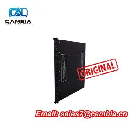 TRICONEX3301Input/Output ModuleDCS