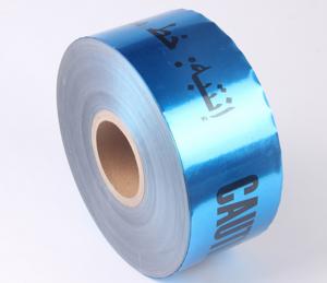 Aluminium foil underground warning tape