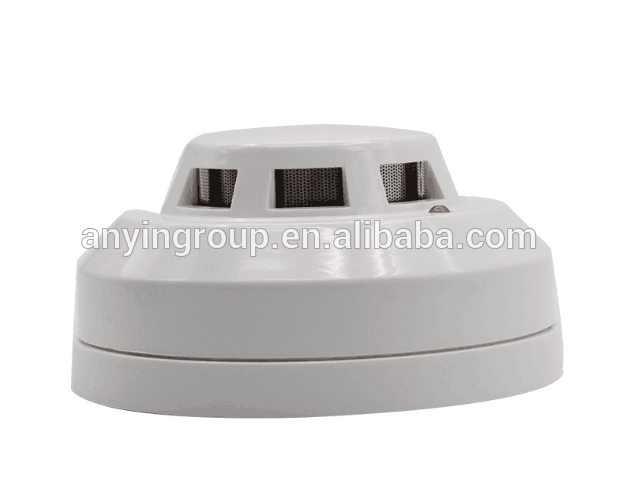 Anying A-YG01 standalone smoke detector relay output