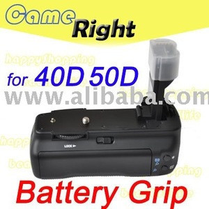 Battery grip for 50D 40D 30D 20D as BG-E2N IR remote