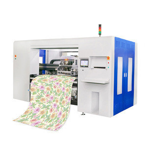 China Textile Printer Direct To Fabric Printing Machine Digital Textile Printing Machine