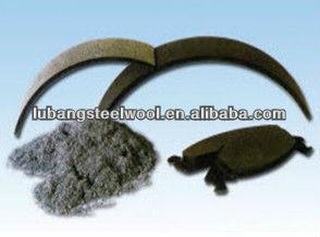 Chopped steel wool (brake pads & brake linner ),Copper fiber Factory